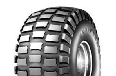Softrac II R-3 Tires